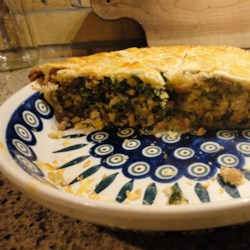 Black-Eyed Pea Pie Recipe