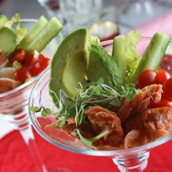 Salmon Avocado Salad Recipe