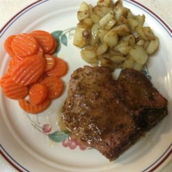 Honey Dijon Pork Chops Recipe