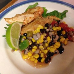 Fiesta Grilled Chicken Recipe