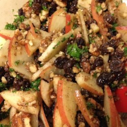 Wheatberry Waldorf Salad Recipe