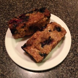 Blueberry Banana Nut Bread Recipe