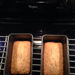 Banana Nut Bread III Recipe