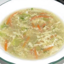 Deluxe Egg Drop Soup Recipe