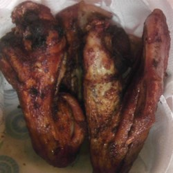 Fried Turkey Wings