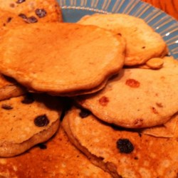 Granola Almond Pancakes Recipe