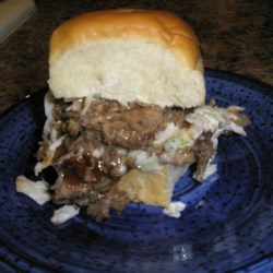 BBQ Pulled Pork Sandwich Recipe