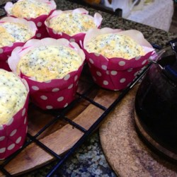 Lemon Poppy Seed Muffins I