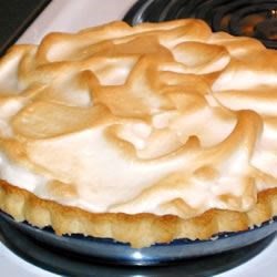 Lemon Meringue Pie III Recipe