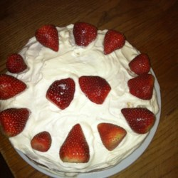 Petra's Strawberry Shortcake