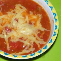 Taco Soup III Recipe