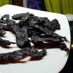 Beef or Moose Jerky Recipe