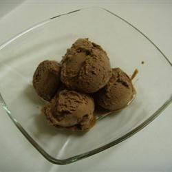 Velvet Chocolate Ice Cream