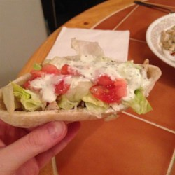 Easy Chicken Gyro Recipe