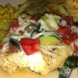 Fancy Fish Italiano Recipe