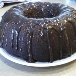 Tunnel of Fudge Cake I Recipe