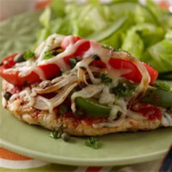 Chicken a la Pizza Recipe