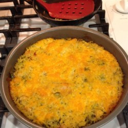 Cheesy Broccoli Chicken Casserole Recipe