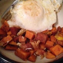 Savory Sweet Potato Hash Recipe