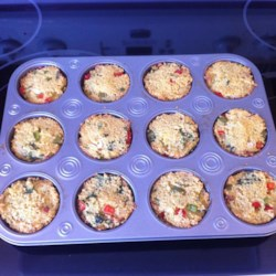 Mini Frittatas with Quinoa Recipe - Allrecipes.com