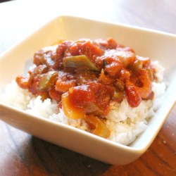 Louisiana Shrimp Creole II