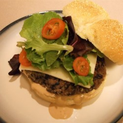 Smoky Black Bean Burgers Recipe