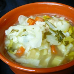 The Best Slow Cooker Chicken Soup Recipe