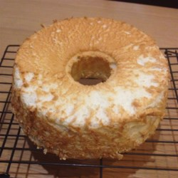 Angel Food Cake II Recipe