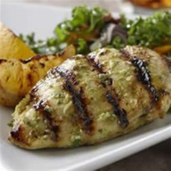 Lemon Basil Grilled Chicken Recipe