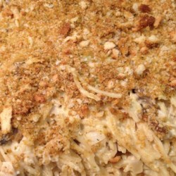 Baked Chicken Spaghetti Recipe