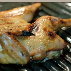 High Roast Chicken Recipe