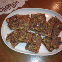 Cinnamon Crunch Bars Recipe