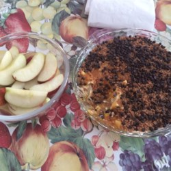 Skor(R) Creamy Caramel Dip Recipe