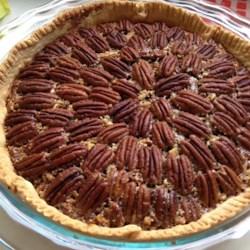 Irresistible Pecan Pie photo by Lachiomi - Allrecipes.com - 1106768