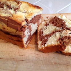 Marble Swirl Pound Cake Recipe - Allrecipes.com