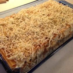 Seafood Lasagna I Recipe