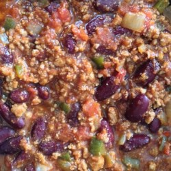 Slow-Cooked Chili Recipe