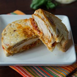 Chicken Parmesan Panini Recipe