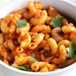 Zesty Cheesy Chili Mac Recipe