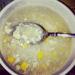 Easy Chinese Corn Soup Recipe