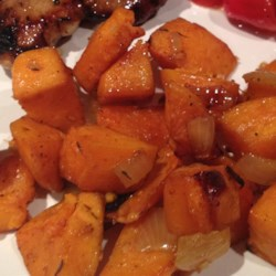 Sweet and Spicy Sweet Potatoes Recipe