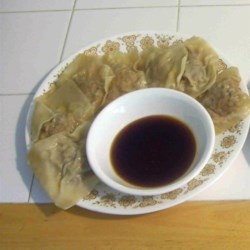 Beefy Chinese Dumplings Recipe