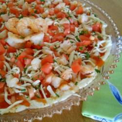 tangy shrimp dip printer friendly