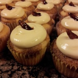 Cinnabon(R) Cupcakes Recipe