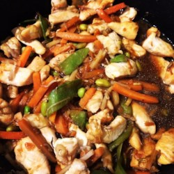 Citrus Chicken Stir Fry Recipe