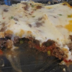 Ground Beef Shepherd's Pie Recipe