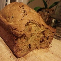 Cinnamon Carrot Bread Recipe