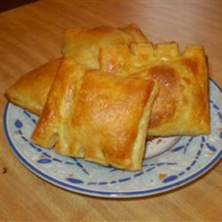Puff Pastry Bear Claws Recipe