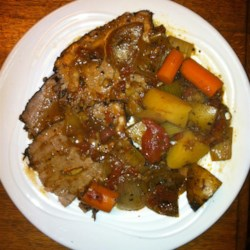 Brasato Stile Italiano (Pot Roast Italian Style)