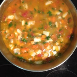 Russell's Fish Stew Recipe